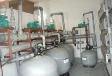 SRL Filtration plant