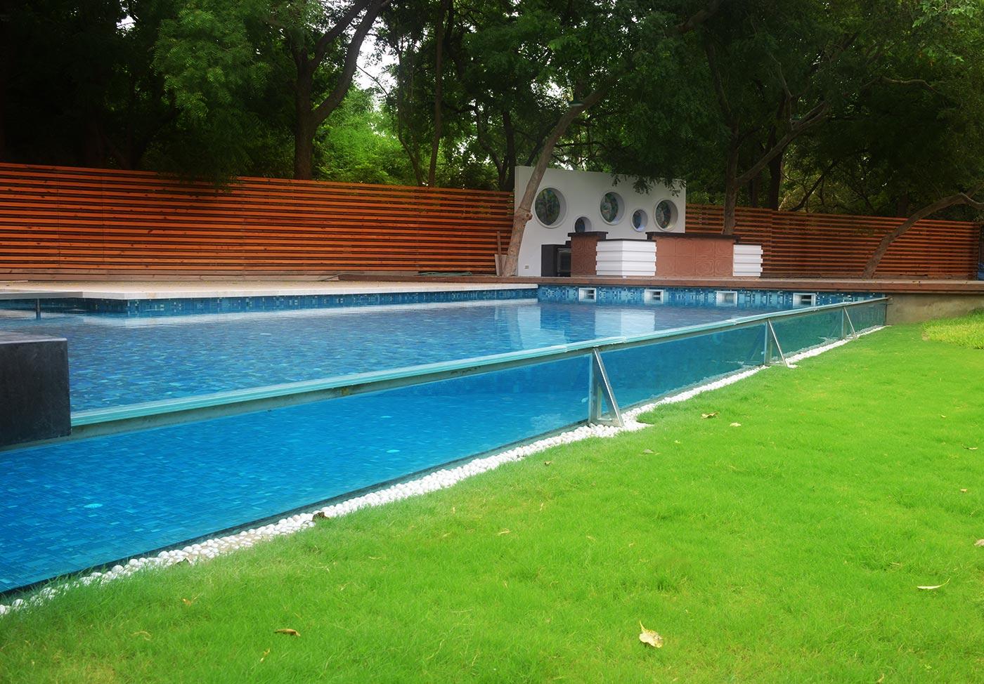 Matsyam aquatic garden private limited for Pool design reactor